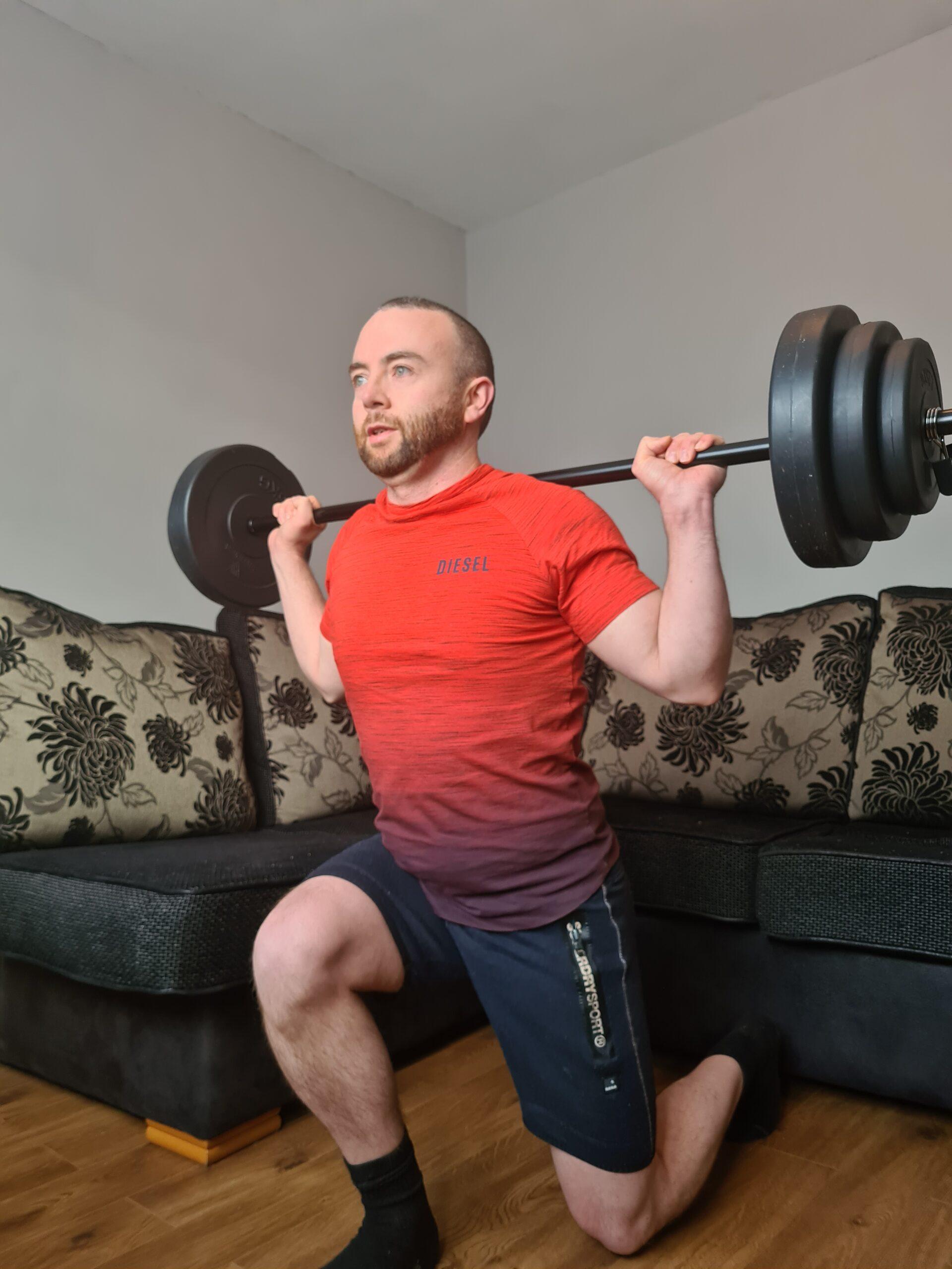 online coaching workout
