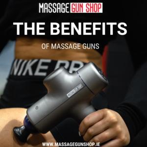 Massage Gun Shop benefits